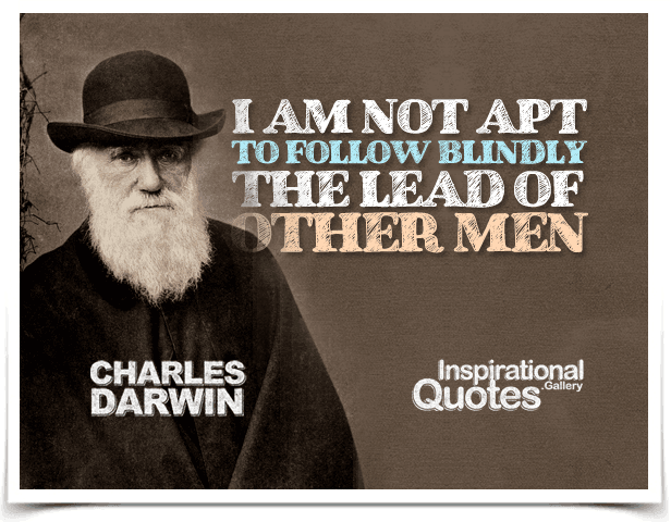 Charles Darwin Quotes About Learning. QuotesGram