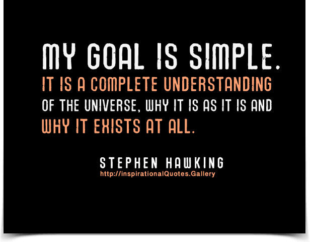 Stephen Hawking Inspirational Quotes