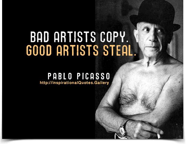 Pablo Picasso Quotes , InspirationalQuotes.Gallery